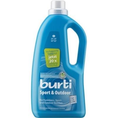 BURTI Sport#amp;Outdoor жидкое средство для стирки 1.3 л купить оптом