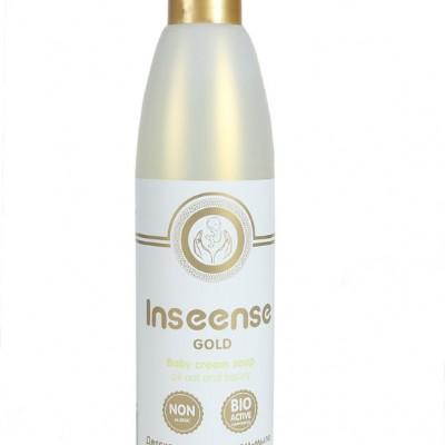 Детское жидкое крем-мыло GOLD 300 мл Inseense оптом