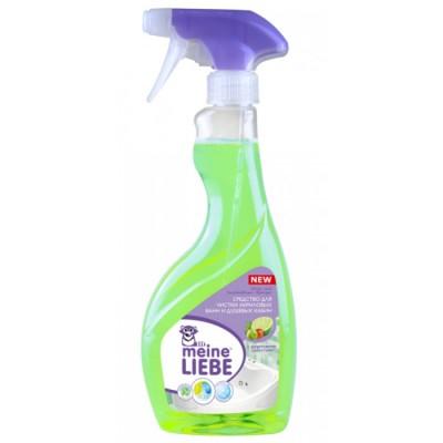 Оптом MEINE LIEBE Средство для чистки акриловых ванн и душевых кабин
