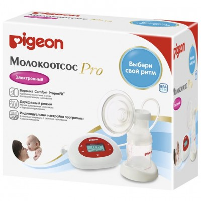 Оптом PIGEON Молокоотсос электронный