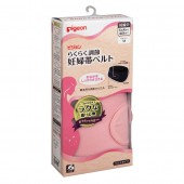 Pigeon Бандаж для беременных розовый размер M