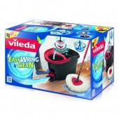 ВИЛЕДА набор для уборки Easy Wring швабра + ведро с педальным отжимом