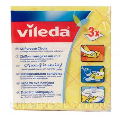 ВИЛЕДА универсальная салфетка 3 шт купить оптом
