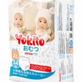 "Подгузники-трусики Yokito Premium ""XL"""