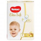 Подгузники Huggies Elite Soft 3 (5-9 кг) 80 шт