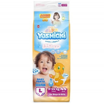 Yoshioki  трусики L (9-14 кг), 44 шт оптом