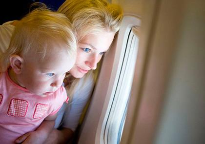 Собираемся в отпуск с ребенком полезные советы