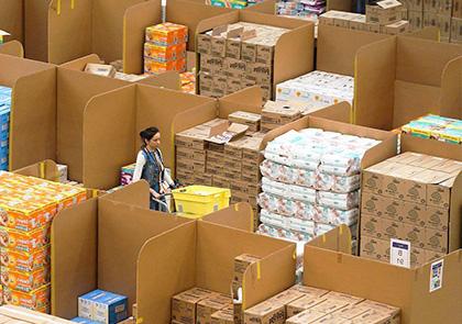 бизнес на японских подгузниках склад товаров