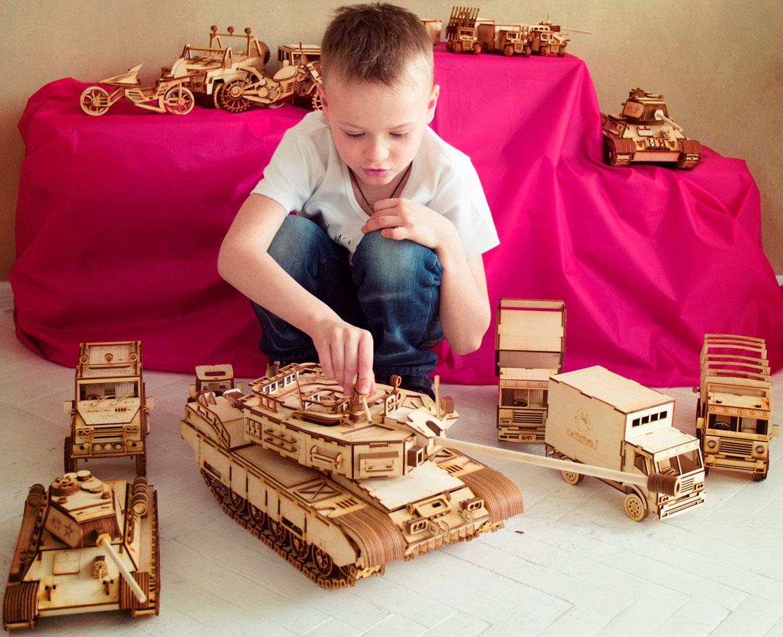 Детские конструкторы Lemmo для детей обзор