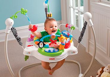 Какие игрушки покупать ребенку до года