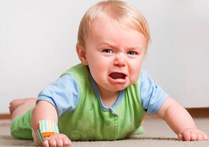 Кризис у трехлетнего ребенка