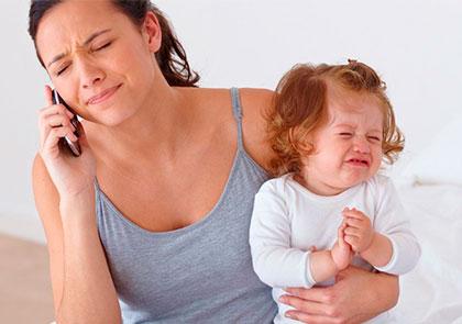 Раздражает ребенок, родительское выгорание решение проблем