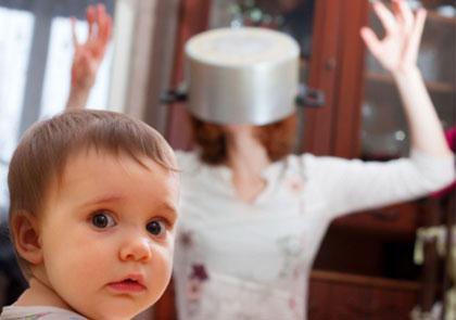 Что делать если бесят дети?